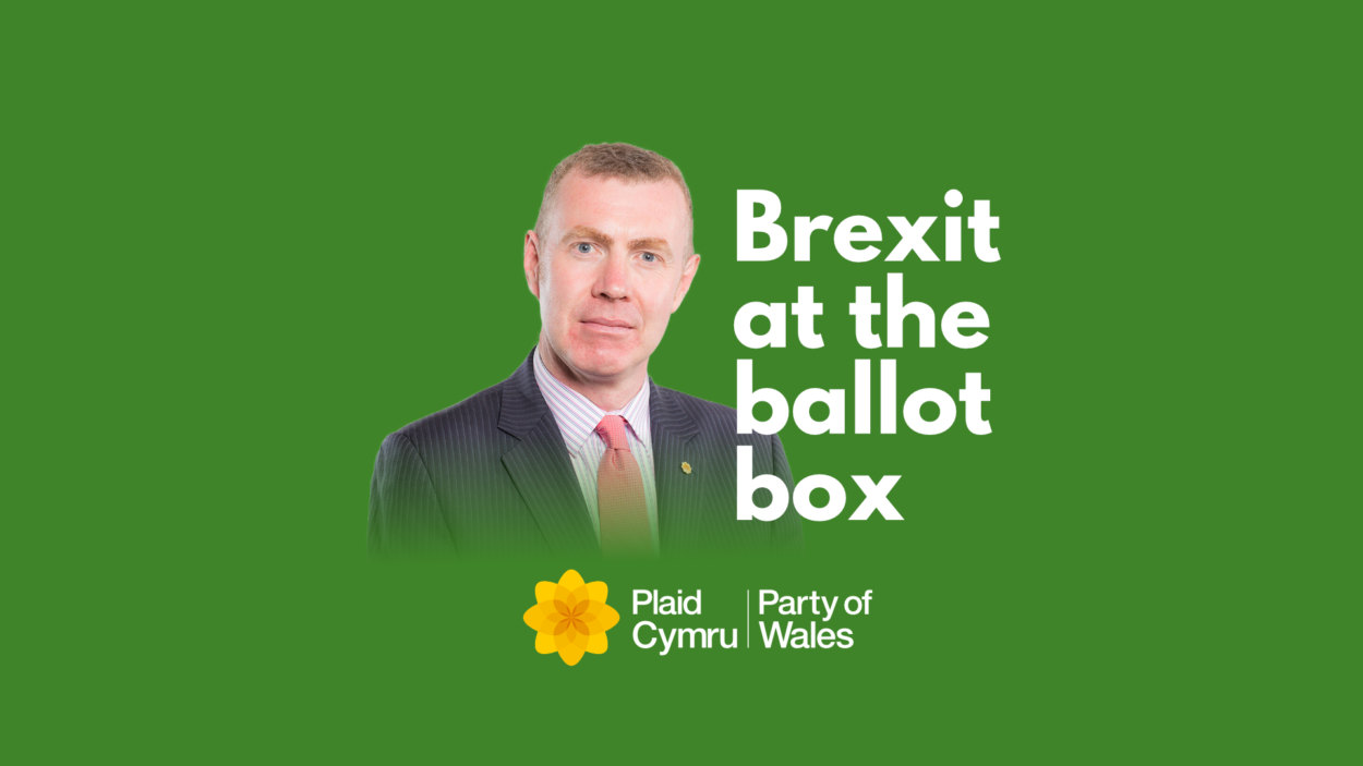 What the 2019 Plaid Cymru manifesto says about Brexit