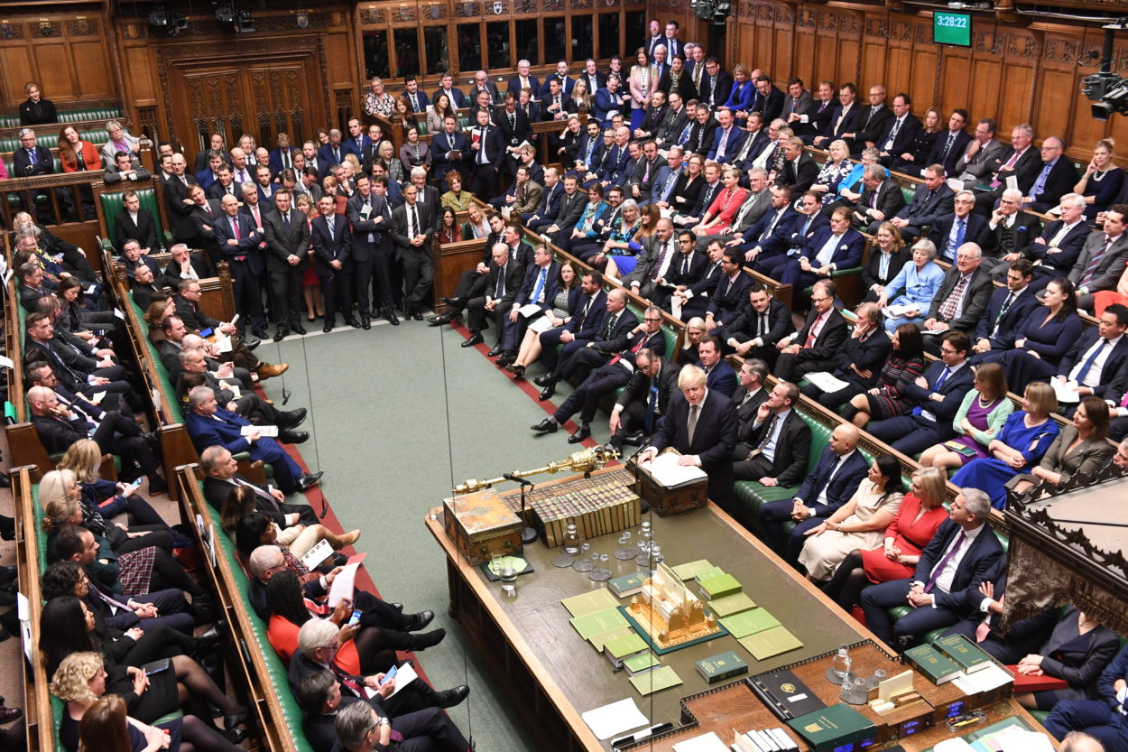 MPs give the EU Withdrawal Agreement Bill a Second Reading by a stonking 3-figure majority – how every MP voted