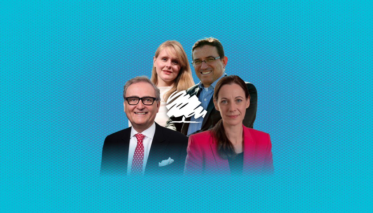 Four Brexit Party MEPs quit the party to endorse the Conservatives at the election