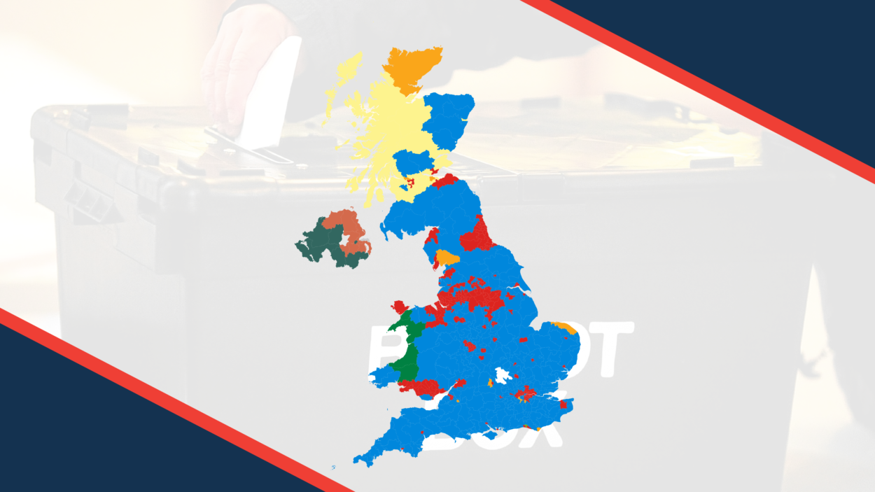 The 2019 British Election Battleground