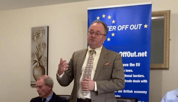 Brexit reflections from Rupert Matthews