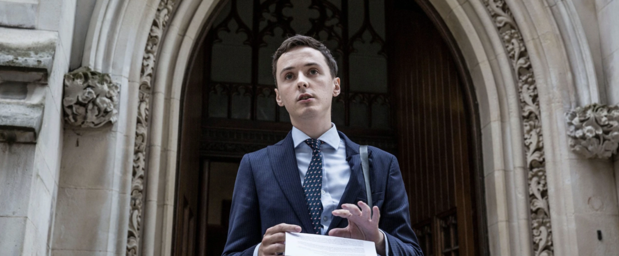 Brexit reflections from Darren Grimes