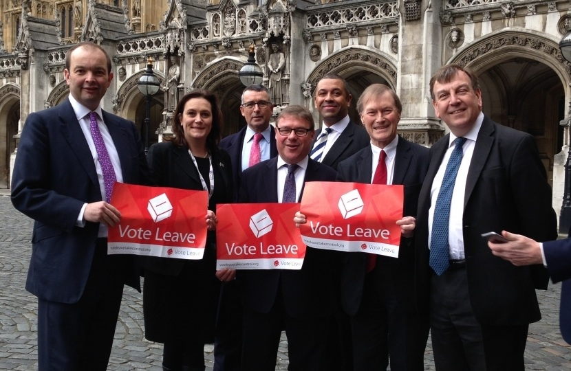Brexit reflections from Mark Francois
